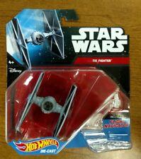 Star Wars Hot Wheels Starships Tie Fighter w/ Flight Navigator