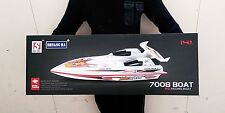 "28"" SYMA DOUBLE HORSE ATLANTIC SAIL YACHT FAST RC RADIO CONTROL RACE BOAT 7008"