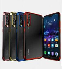 HANDY HÜLLE + 3D PANZER FOLIE 9H für Huawei P30 Pro P20 Lite Mate 20 Schutz Case