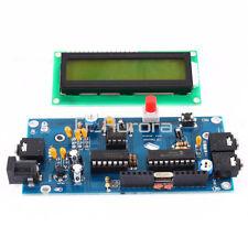 LCD Audio Telegraph Ham Radio Essential CW Decoder Morse Code Reader Translator