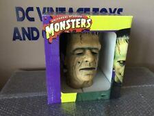 Famous Monsters Don Post Studios Glenn Strange Frankenstein Mask mib 83010-Frank