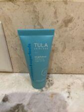 Tula Skincare So Polished Exfoliating Sugar Face Scrub 0.39 Oz 11 g Sealed