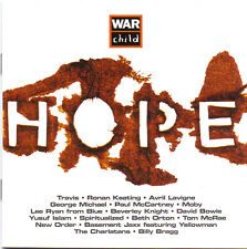 Hope - War Child - Various Artists (2003) CD - pre-owned