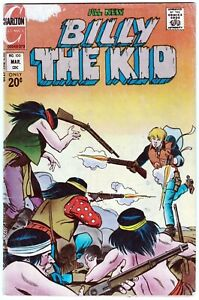 Billy The Kid Issue #100 Charlton Comics March 1973