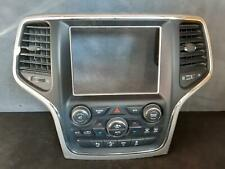 JEEP GRAND CHEROKEE STEREO/HEAD UNIT HEATING/COOLING/STEREO CENTRE CONTROL UNIT