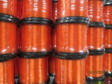 New Edition Catch The Fever Neon Orange Slime Line 40# test Mono Fish1 lb Spool