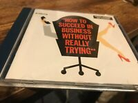 ORIGINAL BROADWAY CAST CD HOW TO SUCCEED IN BUSINESS WITHOUT REALLY TRYING