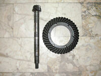 coppia conica differenziale fiat 500 126 RAPPORTO 8 39 bevel gear differential