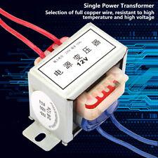 AC12V Output Voltage 12W Input 220V 50Hz Single Power Transformer Hot