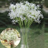 1 Head Appealing Baby's Breath Gypsophila Silk Flower Party Wedding Home Décor