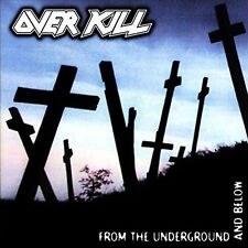 Overkill - From The Underground & Below [New Vinyl LP] Germany - Import