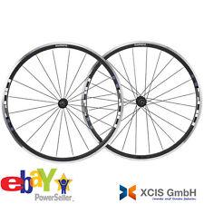 SHIMANO WH-R501 Laufradsatz schwarz grau WHR501 Rennrad 8- 9- 10- fach