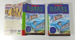 Harry Potter & Chamber Of Secrets Hard Back 1st First Edition 1st First Print