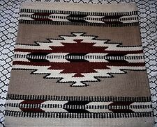 "New Southwest   Wool  Hand woven  Pillow Cover Sofa Decor 18"" x 18 ""Brown"
