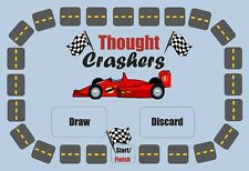Thought Crashers CBT Counseling Game, for anxiety, depression, anger