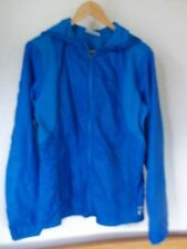 Skeckers Sport Bright Blue Front Zipper Girls XL Hoodie Jacket
