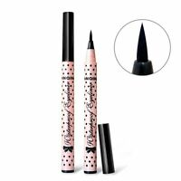 Black Waterproof Liquid Eyeliner Pencil Pen Eye Liner - Beauty Make Up Comestic