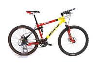 "Giant XTC DS/2 Vintage 26"" Mountain Bike 3 x 9 Speed Shimano Disc Small / 16.5"""