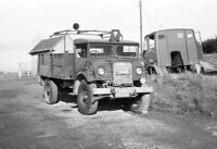 PHOTO Edwards Ford USA lorry (Ford quad) tp in 1962 - J S Cockshott