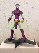 Green Goblin Spectacular Spiderman Hasbro 2008 Complete w/ Board & Pumpkin Bomb