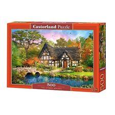 "Castorland B-52783 ""the Stoney Bridge"" Jigsaw Puzzle - 500 Bridge Csb52783pc"