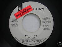 Clyde McPhatter Lucille Original 1964 45rpm PROMO