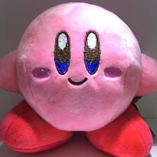 "New 6"" Nintendo Game Kirby Plush Toy Standing Pose Soft"