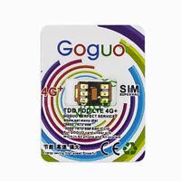 GOGUO V30S SIM Card Unlock for iPhone 4 5 6 6s 7-X iOS GSM 2/3/4G CDMA 2/3/4G