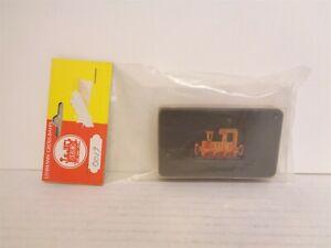 Vintage LGB #0019 Train Locomotive Badge G Scale Railroad Train Engine MIP