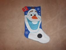 New, Disney Olaf From Frozen Christmas Stocking, 20""