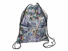 DC Comics - Superman - Turnbeutel - Superman Flys - Comic Stripes - 46 x 37 cm