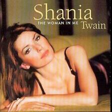 Twain, Shania Woman in Me CD