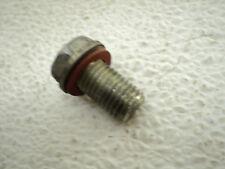 Yamaha AT1 125 Enduro #5296 Engine Oil Drain Plug (A)