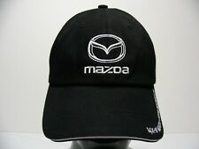 MAZDA - MX-5 MIATA CLUB MEMBER - One Size Adjustable Baseball Cap Hat!