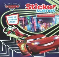 Disney Cars Sticker Scenes, Disney, New, Book