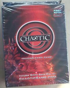 Chaotic Trading Card Game Dawn of Perim Underworld Starter Decks NEW