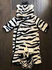 BABY GAP UNISEX 0-3M HALLOWEEN COSTUME OUTFIT ZEBRA