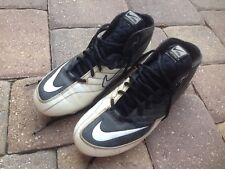 NIKE Super Speed Adult Men's Football Cleats Sneakers Size 10.5 WOW!!!