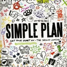 Get Your Heart On-The Second Coming! - Simple Plan (2013, CD NEU) 075678674044