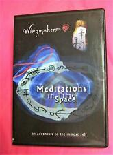 WINGMAKERS - MEDITATIONS IN TIME SPACE DVD - An Adventure in the inmost self PAL