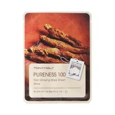 [TONYMOLY] Pureness 100 Sheet Mask Sheet- Red Ginseng