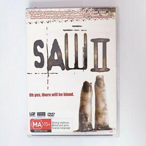 Saw 2 II Movie DVD Region 4 Free Postage - Horror Thriller