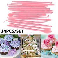 Mold Pastry Cake Decoration Baking Tools Carving Cutter Flower Fondant