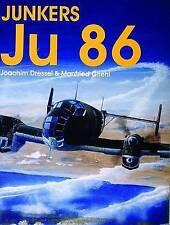Junkers Ju86 (Schiffer Military History) by Joachim Dressel