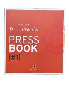 Devialet D - Premier Press Book #1 2010 2011