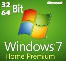 WINDOWS 7 HOME PREMIUM - (32 y 64 BITS) CON ACTIVACIÓN - multilanguage