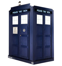 3D Life-Size Tardis 2 - Doctor Who