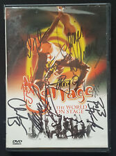 Barrage: The World On Stage (DVD, 2010) - SIGNED