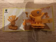KINDER JOY 2021  UGLY DOLLS  VV294 + BPZ