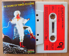 VARIOUS - THE SOUND OF THINGS TO COME (CTI CTMC 2001) 1977 UK CASSETTE JAZZ FUNK